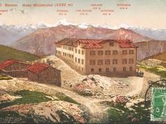 Gemmi Hotel Wildstrubel