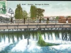 Geneve Barrage du Rhone