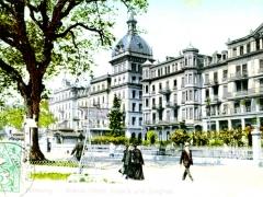 Höheweg Grands Hotels Victoria und Jungfrau