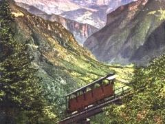 Harderbahn die Jungfrau