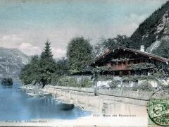 Haus am Brienzersee