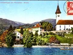 Hilerfingen am Thunersee Kirche