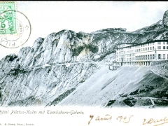 Hotel Pilatus Kulm mit Tomlishorn Galerie
