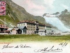 Hotel Rhone Gletscher