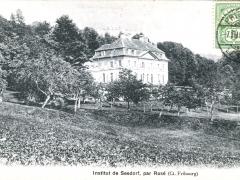 Institut de Seedorf par Rose