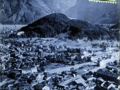 Interlaken Untersee die Jungfrau