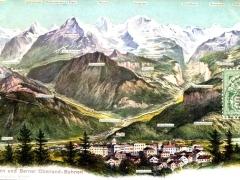 Interlaken und Berner Oberland Bahnen