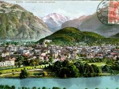 Interlaken und Jungfrau