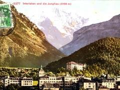 Interlaken und die Jungfrau