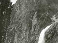 La Cascade de Pissevache Valais