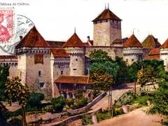La Chateau de Chillon