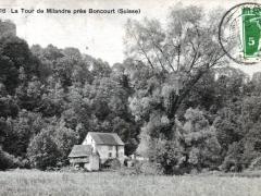 La Tour de Milandre pres Boncourt