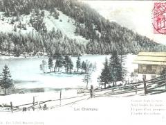 Lac Champey