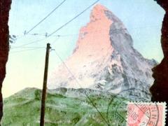 Matterhorn ou Cervin