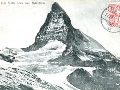 Matterhorn vom Riffelhaus