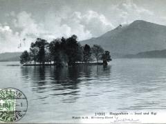 Meggenhorn Insel und Rigi