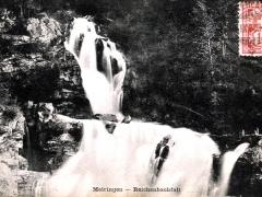 Meiringen Reichenbachfall