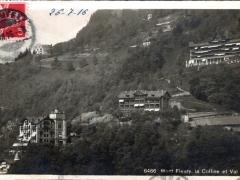 Mont Fleury la Colline et Val Mont
