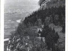Mont Saleve Chateau de Monnetier