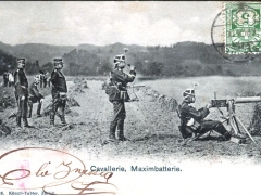 Cavallerie Maximbatterie