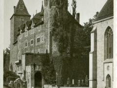 Rapperswil das Schloss