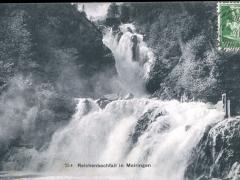 Reichenbachfall bei Meiringen