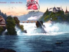 Rheinfall Chute du Rhin