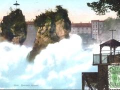 Rheinfall Kanzell