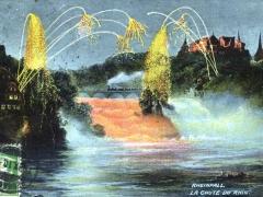 Rheinfall La Chute du Rhin