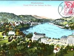 Rheinfelden Grand Hotel des Salines du Parc