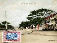 Dakar Avenue Courber
