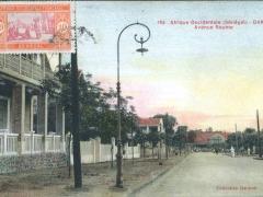 Dakar Avenue Roume