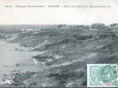 Dakar Baie et camp des Madeleines