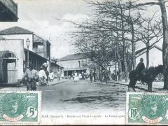 Dakar Boulevard Pinet Laprade La Compagnie