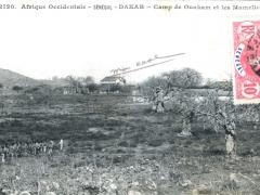 Dakar Camp de Ouakam et les Mamelles