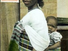 Dakar Femme Volof et son fils