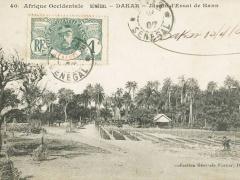 Dakar Jardin d'Essai de Hann