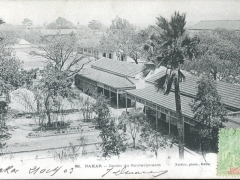 Dakar Jardin du Gouvernement
