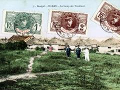 Dakar Le Camp des Tirailleurs