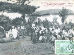 Dakar a la Fete de la Tabaski