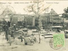 Bobo Dioulasso Teinturerie Indigo