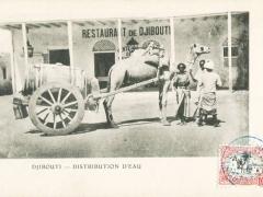 Djibouti Distribution d'Eau