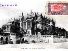 Djibouti Le Palais Gouverneur