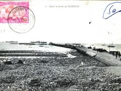 Djibouti Quai et Jetee