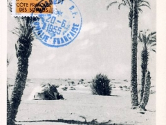 Tente de nomades Donakil