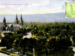 Adelaide-St-Peters-Cathedral-and-Parks