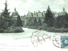 Aranjuez Jardin de la Isla y Palacio Real