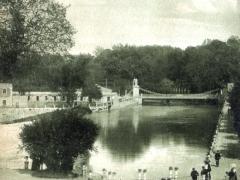 Aranjuez Presa del Jardin de la Isla