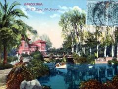 Barcelona 20 El Lago del Parque