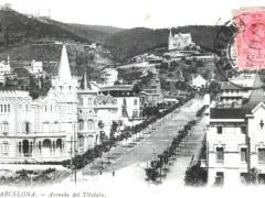 Barcelona Avenida del Tibidabo